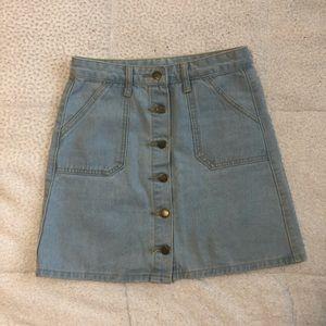 Forever 21 A-line skirt
